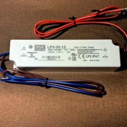 Led adapter 35W 12V