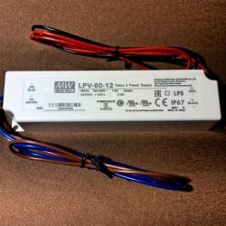 Led  adapter 60W 12V