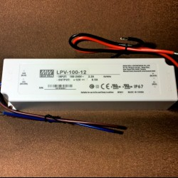 Led adapter 100W 12V