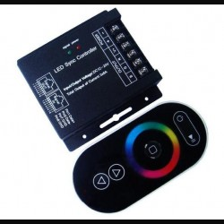 LED RGB kontroller, RF...